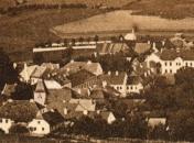 Stará Pošta na starých fotografiích