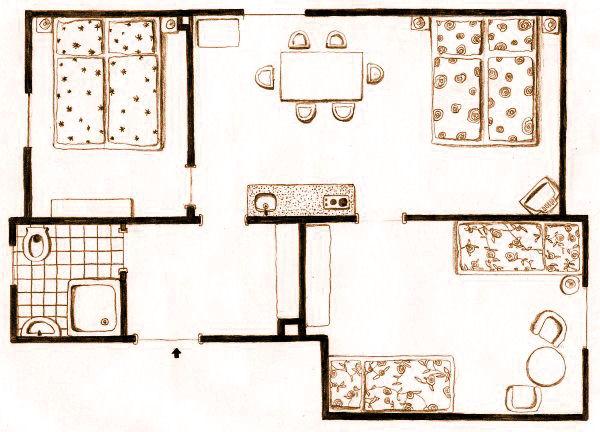 Apartmán Johanna