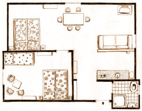 Apartmán Max